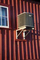 ¿Cómo convertir el sistema de aire acondicionado con refrigerante R22 refrigerante 410A