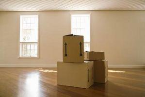 Espesor de piso de madera estándar
