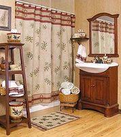 Ideas de decoración para un cuarto de baño del país