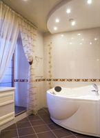 Ideas para suelo de baño diferentes