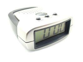 Cómo ajustar un reloj Digital