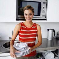 La vida útil de los hornos de microondas