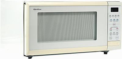 ¿Qué es el agujero en mi horno de microondas de mostrador para?
