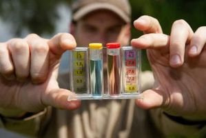 Cómo subir o bajar el pH, el nivel de su suelo en su casa huerto