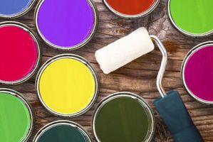 Cómo pintar sobre barniz
