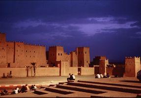 Cómo decorar un dormitorio de Marruecos