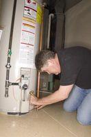 Cómo solucionar problemas de un calentador de agua Kenmore