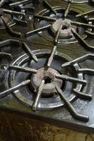 Electrodomésticos de cocina de propano