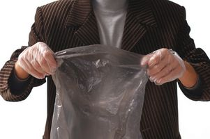 Cosas para hacer fuera de bolsas de plástico