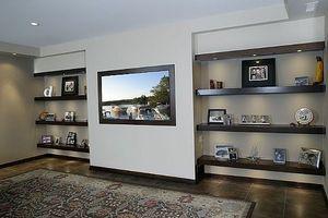 Cómo utilizar película decoración Ideas para decorar una habitación