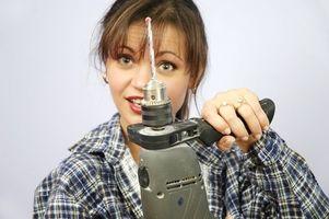 Cómo renovar una batería de 18 voltios Craftsman