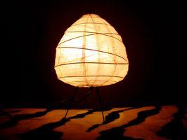 Sobre iluminación de Noguchi