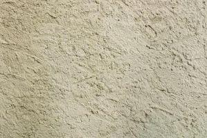 Cómo estuco de una pared de ladrillo del Faux