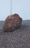 Ideas para una piedra / roca yarda
