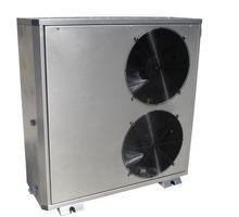 ¿Cómo cargar un pequeño Trane aire acondicionado