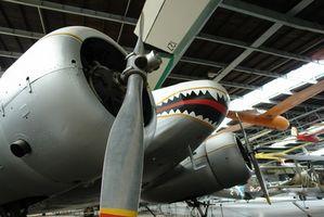 Instrucciones de ventilador de techo de avión