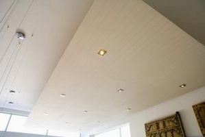 Las mejores luces para poner en un techo suspendido