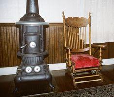 Tipos de estufas de madera barriga
