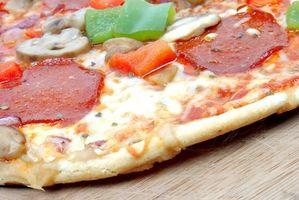 Cómo diseñar una madera casera dispararon horno de Pizza