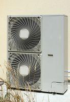 Las ventajas de un calor aire acondicionado bomba de unidad