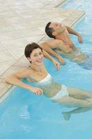 Cómo aplanar el terreno para una piscina Intex recto-para arriba lado