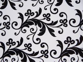 Ideas para los diseños de baño en blanco y negro