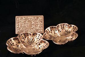 Cómo identificar platos plata