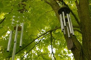 Cómo ajustad y afinar los tubos rotos en campanas de viento