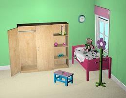 Tema Ideas para habitaciones infantiles