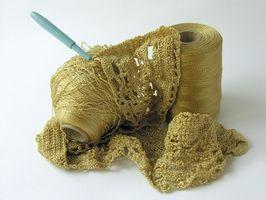 Cómo agregar a Crochet para fundas de almohada
