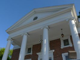 Tipos de columnas arquitectónicas clásicas