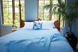 Cómo crear un dormitorio temático de playa sin pintura