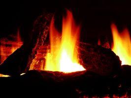 Como encender una chimenea sin salida de aire