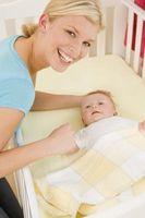 Qué buscar en un conjunto de ropa de cama de bebé