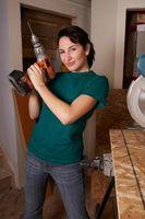 Cómo quitar un poco oxidado de un taladro destornillador