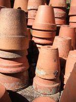 ¿Cómo reparar ollas de terracota