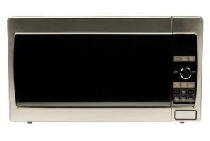 Instrucciones de instalación para el horno de microondas