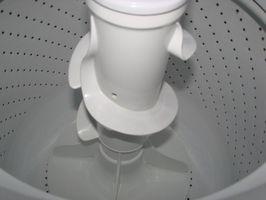 Máquinas de lavado que utilizan menos agua