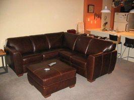 Cómo hacer fundas de sofá seccional