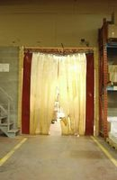 Cómo hacer tu propia cortina de tiras de PVC para el hogar