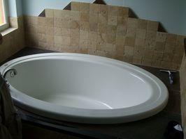 Fuentes para bañera bricolaje revestimientos