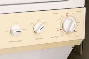 Cómo arreglar una lavadora que no desagua
