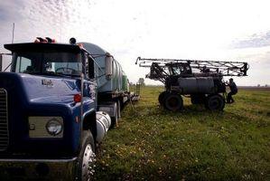 Los herbicidas de triazina
