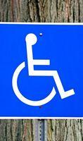 Regulaciones de ADA silla de ruedas rampa