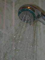 Alternativas a los azulejos de la ducha
