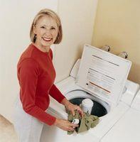 ¿Qué pasa si corro mi lavadora sin el tubo de goma?