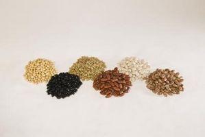Cómo quitar las semillas de vainas para la siembra