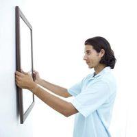 Cómo decorar paredes con Collages