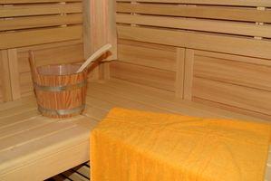 ¿Que luces empotradas pueden utilizar en una zona de Sauna o vestuario?