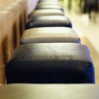 Taburetes de Bar vinilo Reupholstering